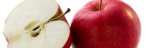 Półtorej czypółtora jabłka