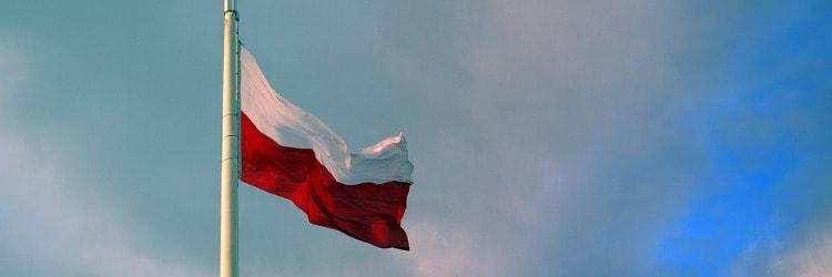 Flaga Polski - ProstyPolski