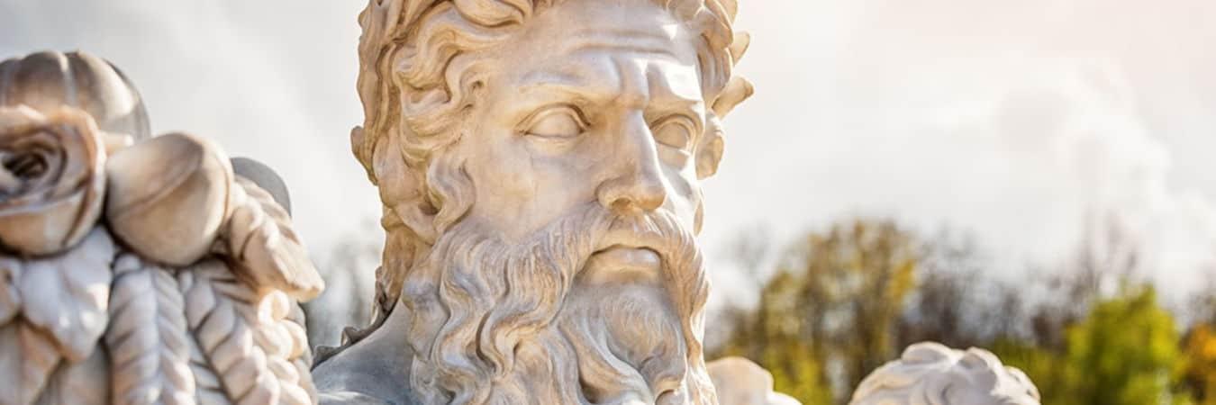 Frazeologizmy mitologiczne. 40 związków frazeologicznych wraz zobjaśnieniami