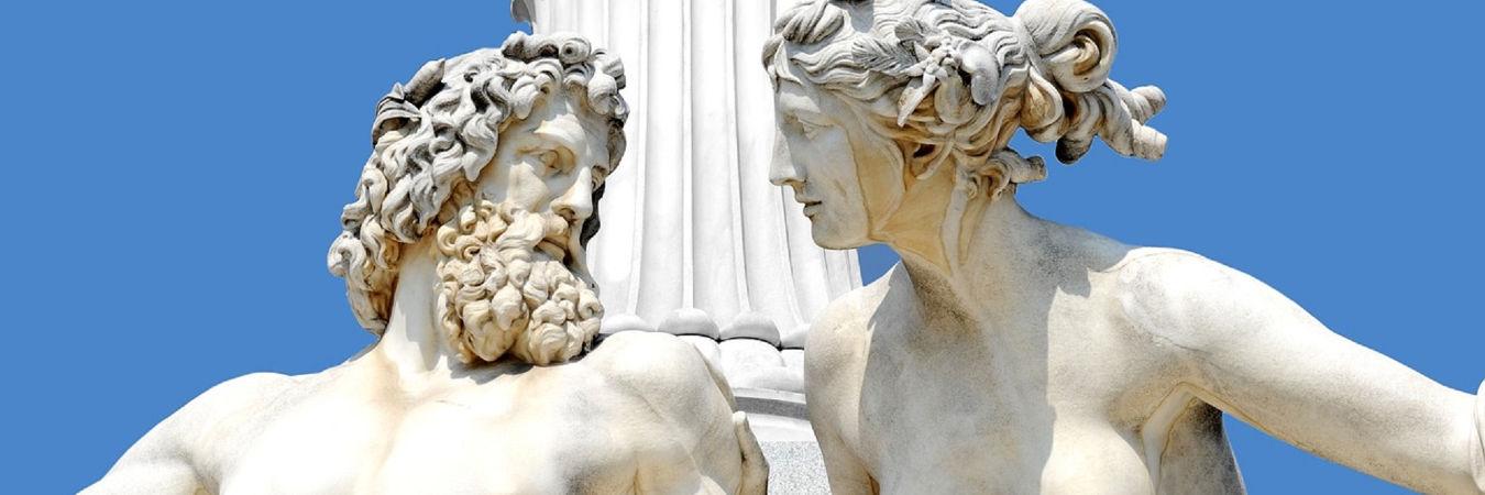 Bogowie greccy iich atrybuty